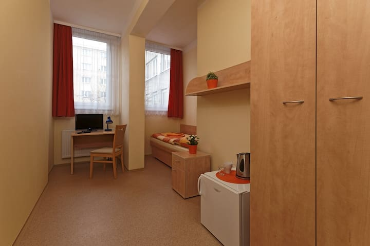 Pretty room in Prague 6 - Prag - Daire