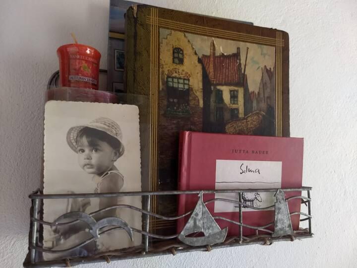 Casa da Selma, Ipoema MG, com café, Qto 3, família