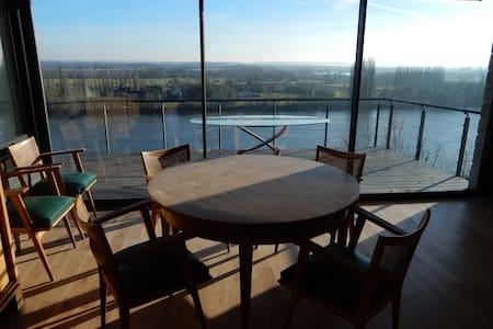 Maison avec vue exceptionnelle sur Seine - Duclair - Talo