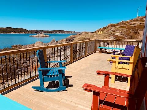 Spencer Salt-Side Ocean Front Cottage
