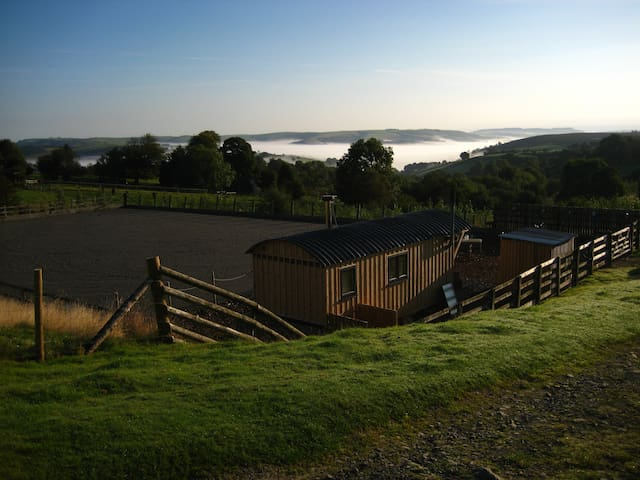 Mountain Hut: Peaceful & Private - Llangunllo - Hut