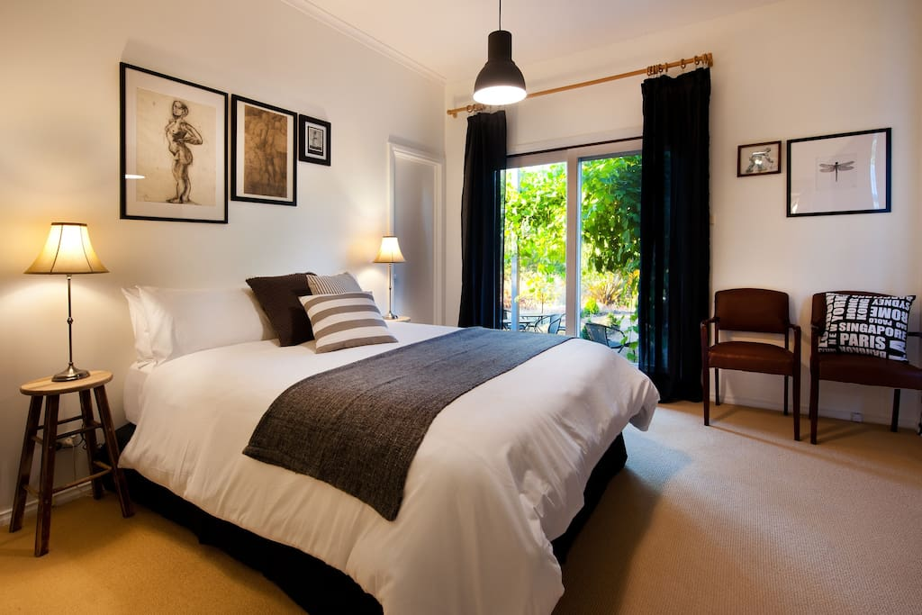 Bedroom 6 has an ensuite and a walk in walldrobe