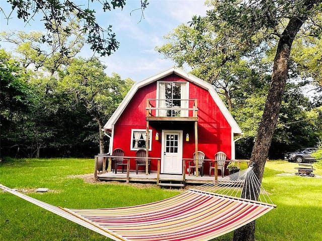 The Little Red Lake Cottage