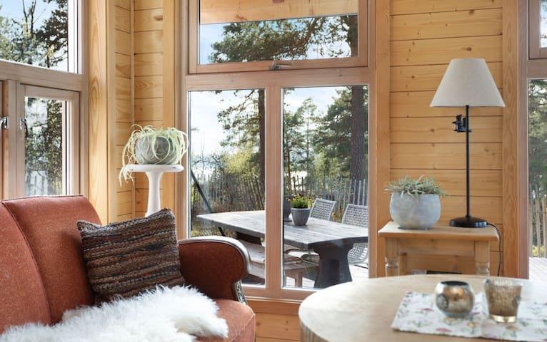 Cosy Fjord-View Cabin Near Oslo