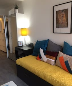 Attractive studio apartment on the edge of Paris - Aubervilliers