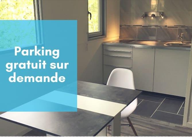 Studio Lyon-Villeurbanne n° 1