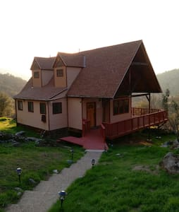Mountain View Home 2mi from Sequoia - Three Rivers - Casa