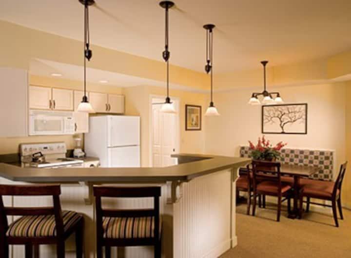 Luxurious Shawnee Village Condo - 1 Bed Depuy