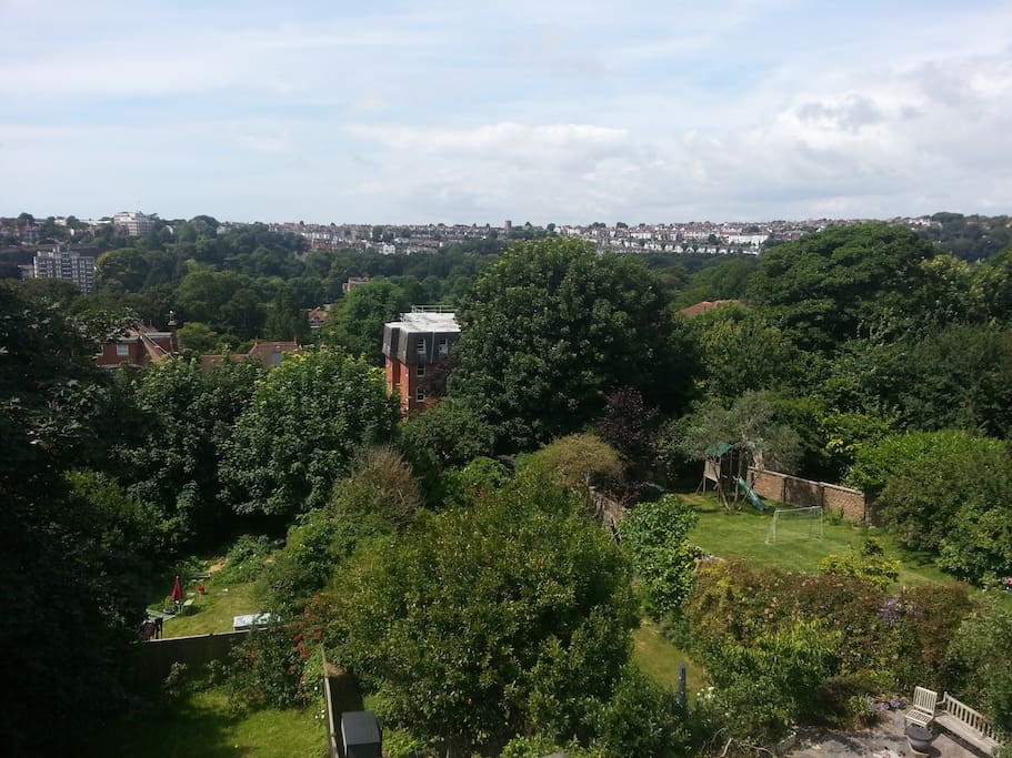 view of Preston Park