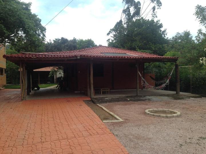 Casa Serra da Nova Aurora, Cavalcante-GO