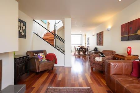 Quiet Parnell, Luxury Central Auckland Townhouse - Reihenhaus