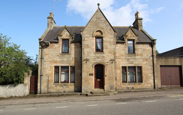 Small Town House known as Blackwatch House