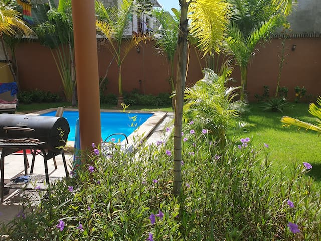Casa Colibri -  Tranquil 2 bedroom with pool