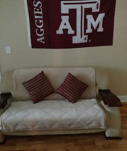 Cozy apartment room Texas A & M - College Station - Apartment