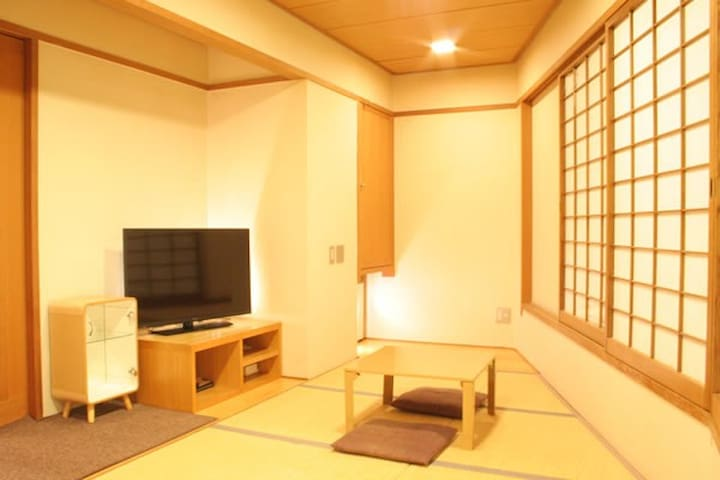Japanese TATAMI Room Castle View - Hikone-shi