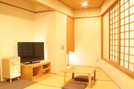 Japanese TATAMI Room Castle View - Hikone-shi