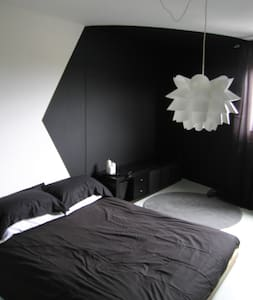 Dble room 15 mins from city centre. - Manchester - Casa