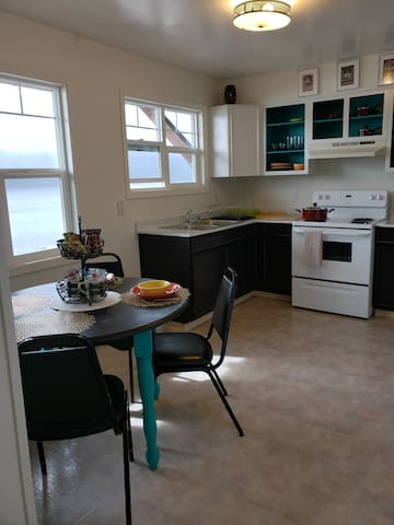 Downtown Ketchikan 2 bedroom home.