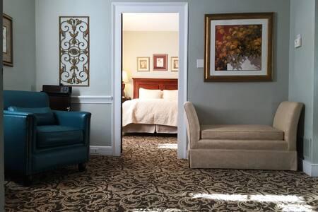 Morris House Hotel Mini Suite - Philadelphia