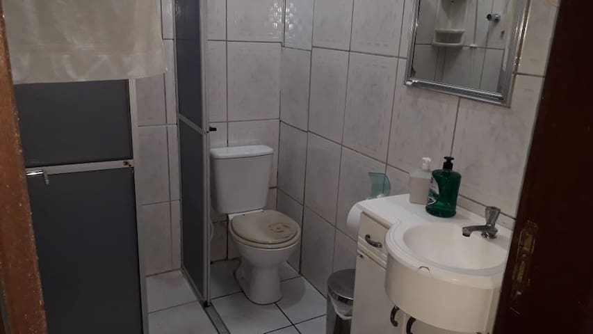 WC Compartilhado dos Quartos