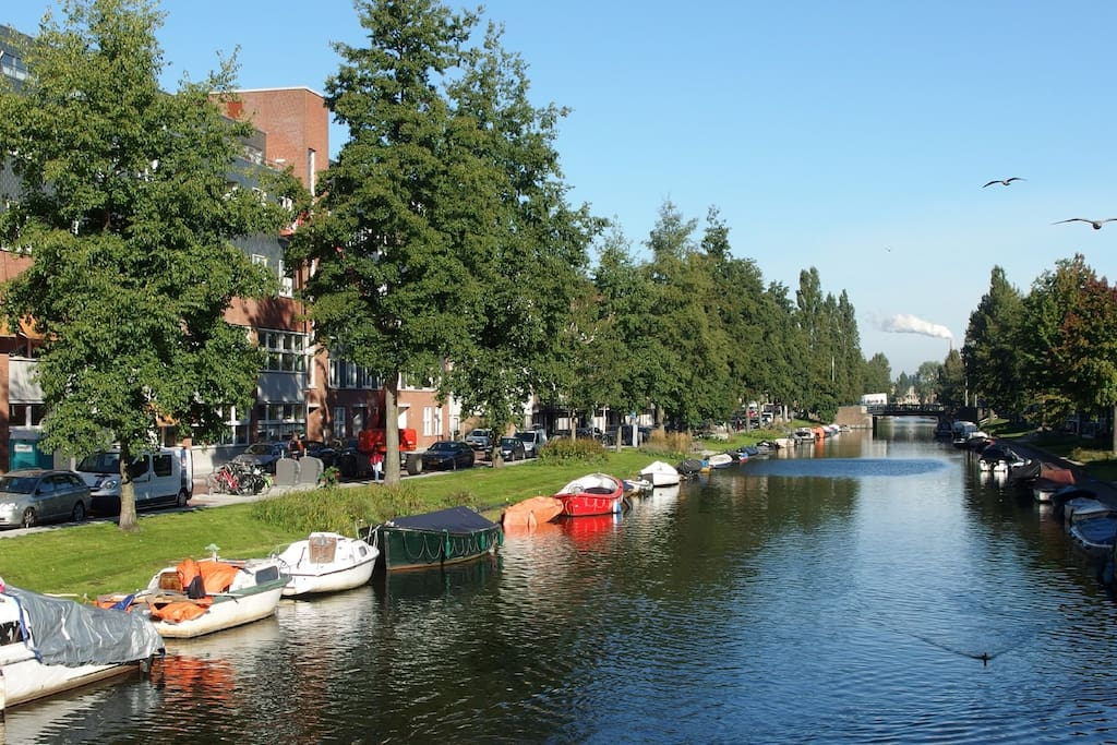 Nice Appartment Near City Center Amsterdam Apartments For Rent In Amsterdam Noord Holland