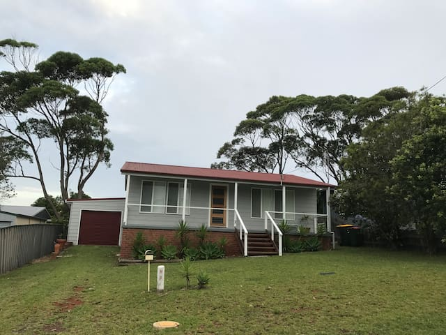 Ashella's beach house, Manyana - Manyana