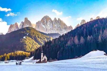 Appartamento vacanze in Alto Adige