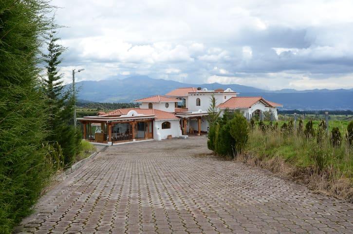 Casa de Campo - Antisana Sincholagua en Pintag