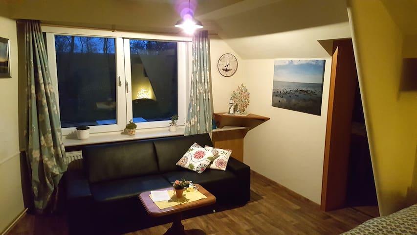 Wohnung in Bauernhaus, Strandnah - Jade - Pis