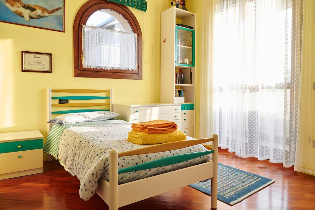 Tranquille stanze singole in zona residenziale case in for Stanza affitto bergamo
