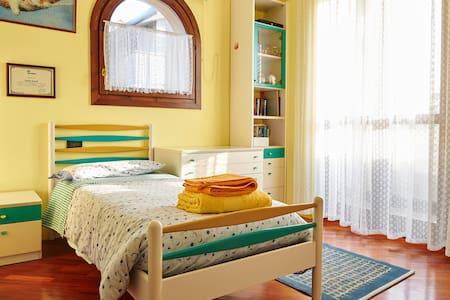 Quiet and cozy single room! - Osio Sopra - House - 2