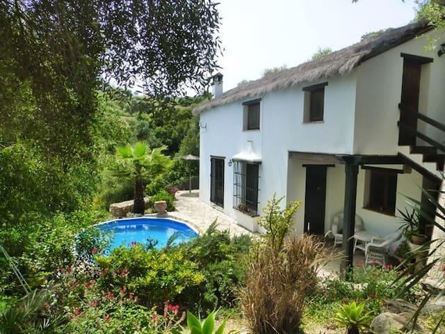 The Old Stables cottage with private pool. - Jimena de la Frontera - Pis