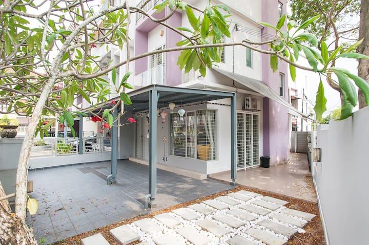New!!! Frangipani House @ Damansara Jaya