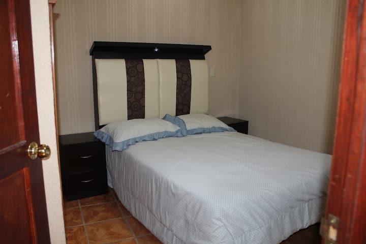 Habitación céntrica en Cuernavaca, para parejas