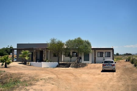 BEAUTIFUL GETAWAY IN THE HEART OF GUADALUPE VALLEY