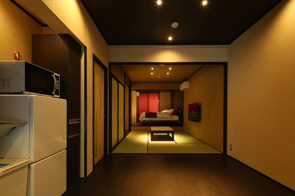 趣溢れる和風のお部屋 Japanese style room