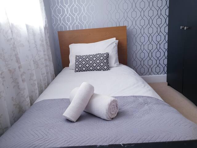 3rd Bedroom. Single Bed