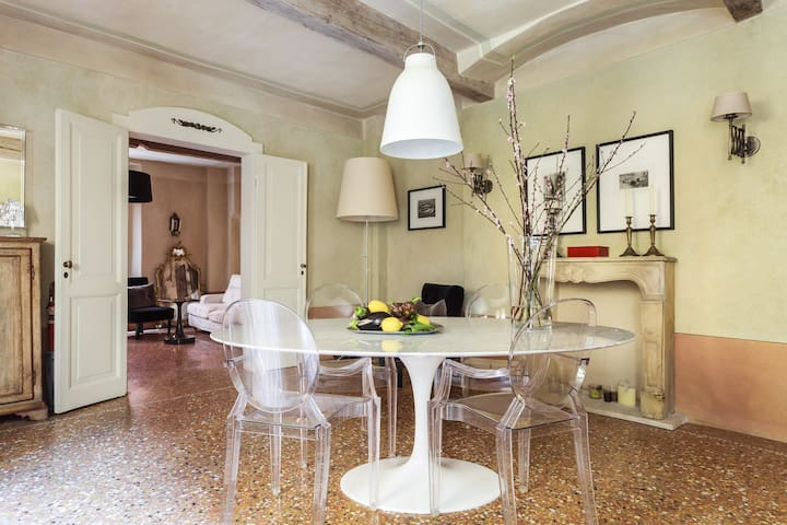 Casa Ranocchi - Elegant home in central Bologna