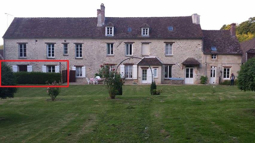 Appartement 2 pièces 44 m2 dans proprieté - Lattainville - Leilighet