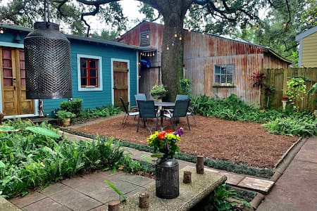 Private Guesthouse & Backyard by Tulane &Streetcar