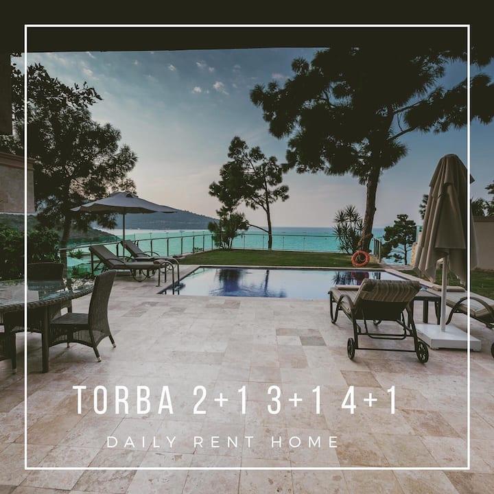 Apollon 3+1 torba luxury villa