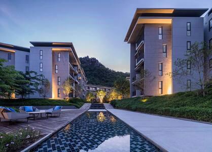 2BR Luxury Condo 23 Degree Khao Yai
