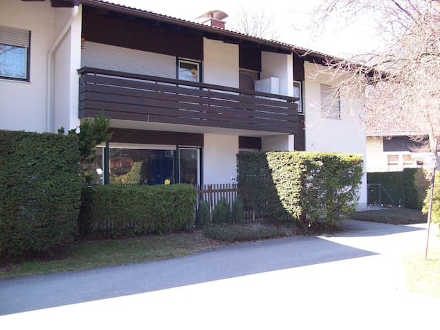 Germany,Bavaria, Garmisch-Pa. rent flat 3 people - Garmisch-Partenkirchen - Appartement