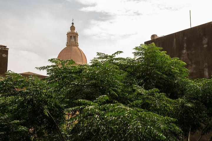 Casadellidria al monastero dei benedettini