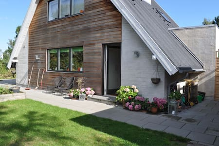 Lovely villa near the beach - Middelfart - Huis