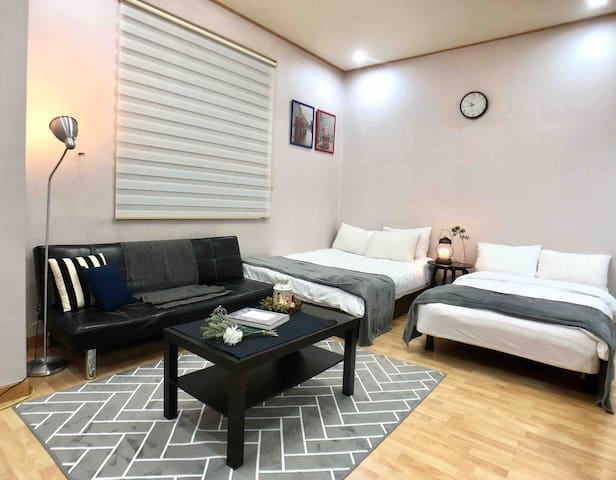 SALE #Spacious Family Loft #near Hongdae#Free Wifi