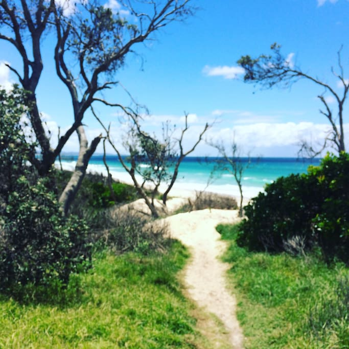 Tallows Beach - A hidden Gem of Byron Bay