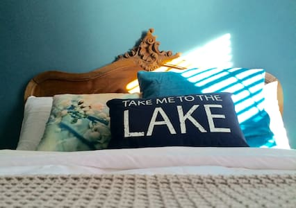 Lake blue room on Park - Moncton