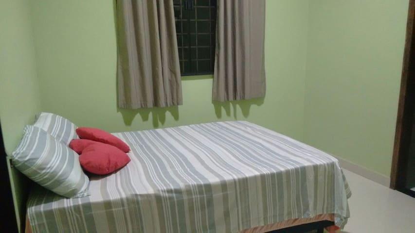 Quarto confortável com WC privativo - Abaetetuba - House