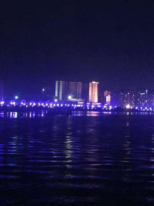 防城港的夜景